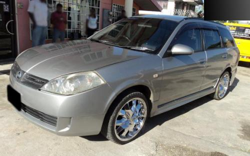 nissan wingroad trinidad cars for sale