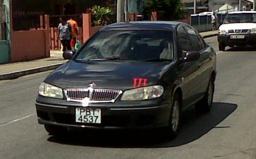 2000 Nissan Almera Trinidad Cars For Sale Triniautomart Com